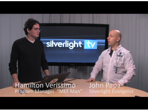 Silverlight TV Episode 4: 3 Steps to MEF - Export, Import, Compose