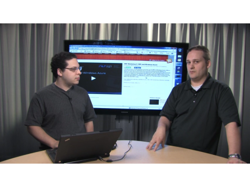 Cloud Cover Episode 17 - Using Queues