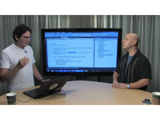 Silverlight TV Episode 5: Using Metadata with MEF