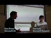 An F# Tutorial with Don Syme (#2 of 4)