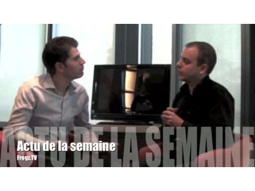 Frogz TV - Shortcast: Test de Docs.com sur Facebook, Dell sur Windows Phone 7