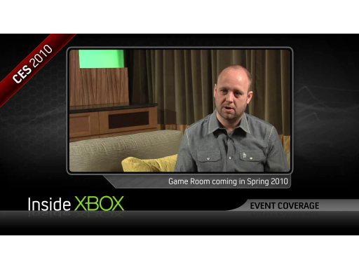 CES 2010:  Aaron Greenberg talks Project Natal