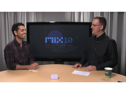 Countdown to MIX10: Nishant Kothary, the UX Theme, and 55 New Sessions
