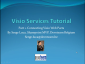 Visio services - Part 1: Connecting Visio Web Parts