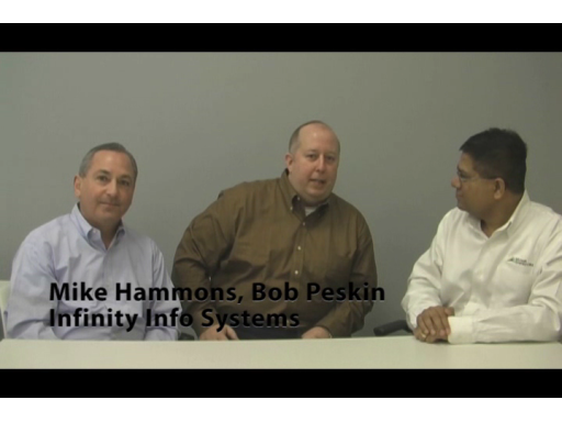 Infinity Info Systems reviews their week at a Chicago XRM Lab with Sanjay Jain