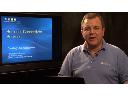 SharePoint 2010: Creating BCS Applications