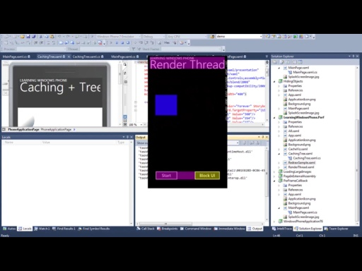 New! Windows Phone 7 Jump Start (Session 17 of 19): Optimizing for Performance