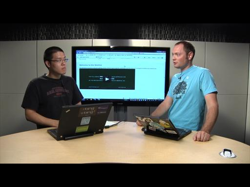 Web Camps TV #3 - WebMatrix Helpers with Jim Wang