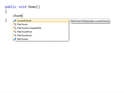 VS 2010 Quick Hit: Intellisense