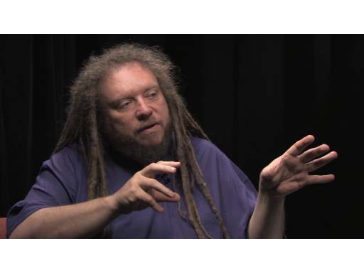 A Conversation with Jaron Lanier