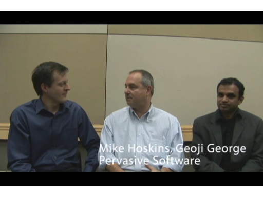 Talking with Pervasive Software Inc. about electronic document exchange and Azure