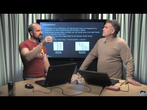 Presentation: Understanding the Components of a SQL Server 2008 R2 Analysis Services Database