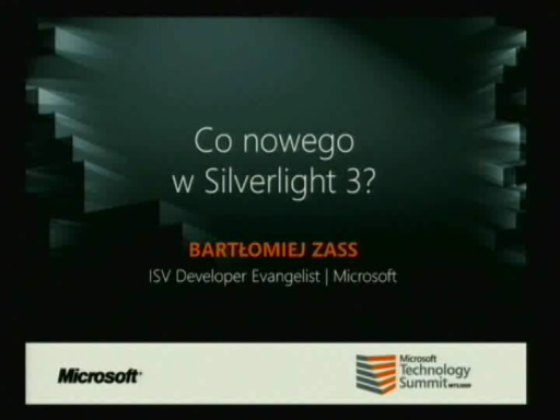 Co nowego w Silverlight 3?