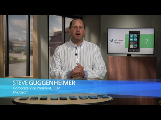 First Look: Windows Phone 7 Hardware