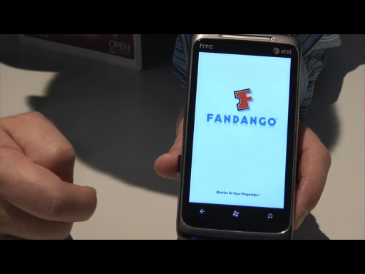 Fandango on Windows Phone 7: Hands on Demo
