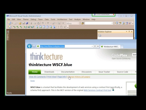 endpoint.tv - WCF Contract First with WSCF.blue