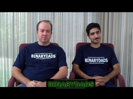 The BinaryDads talk about building applications for Windows Phone 7