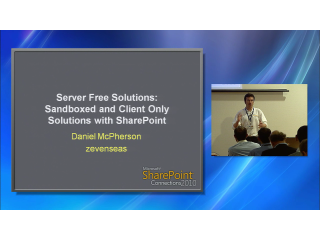 Server Free Solutions: Sandboxed and Client-Only Solutions with SharePoint 2010