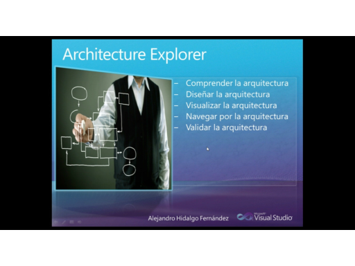 Visual Studio 2010: Architecture Explorer