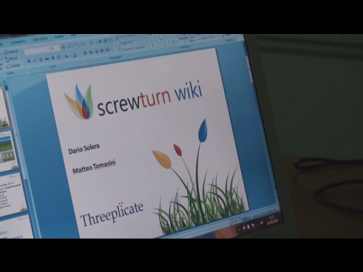 Screwturn wiki