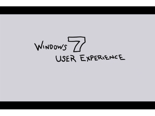 Why Develop on Windows 7? - User Experience