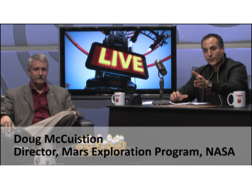 Channel 9 Live at PDC09: Doug McCuistion, NASA