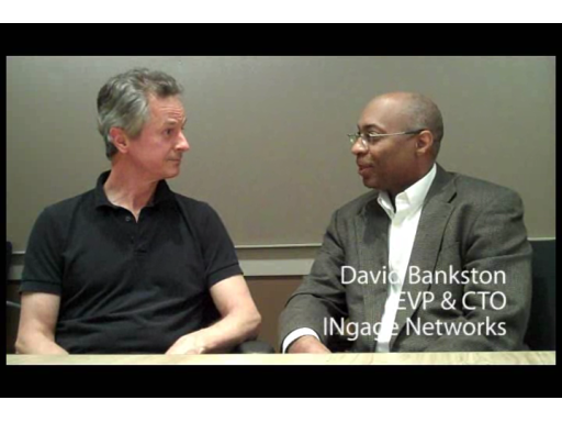 David Bankston of INgage Networks, talks about social networking and Azure