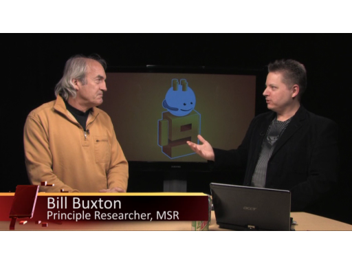 CES 2010: NUI with Bill Buxton