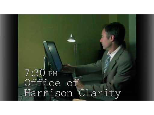 Harrison Clarity - Office Layout using Visio