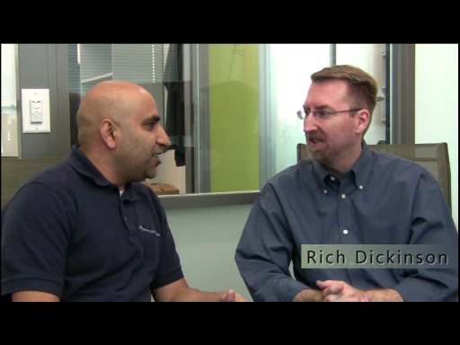 CRM 2011 User Experience with Rich Dickinson