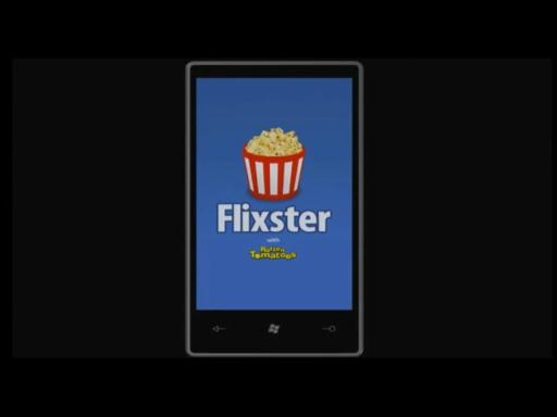 Windows Phone 7 Demo: Flixster