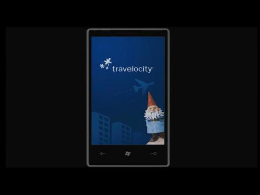 Windows Phone 7 Demo: Travelocity
