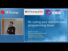 DevCamp 2010 Keynote - Rx: Curing your asynchronous programming blues