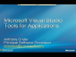 VSX203: Visual Studio Tools for Applications