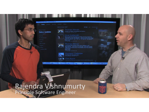 Silverlight TV 8: Inside Look at the Code for the Silverlight for Facebook App