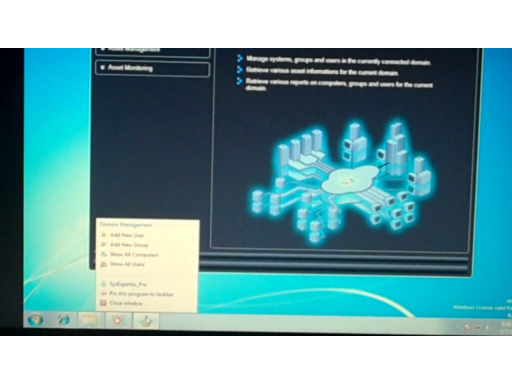 SysExpertez Manages Networking Resources, Lights up Windows 7