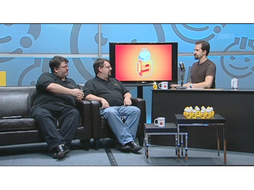 Channel 9 Live at PDC09: .Net Rocks Part 1
