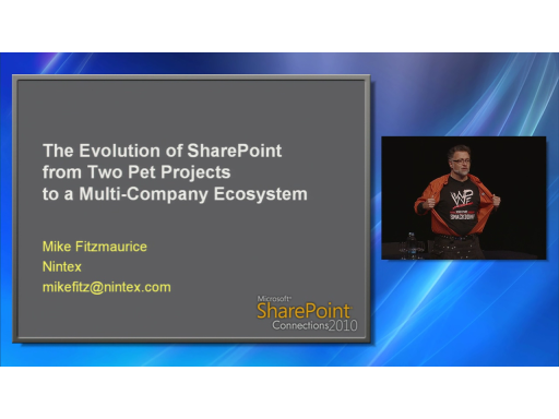 The Evolution of SharePoint from two Pet Projects to a Multi-Company Ecosystem