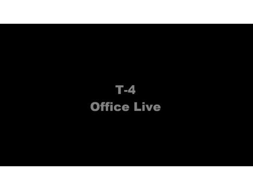7x7 T-4: Office Live