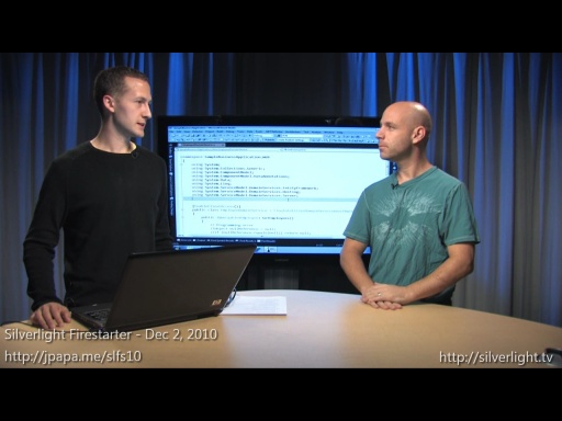Silverlight TV 52: Entity Level Validation, Defining MetaData and Nested ComboBoxes with WCF RIA Services