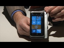 A closer look at the new AT&T Windows Phone 7 Devices