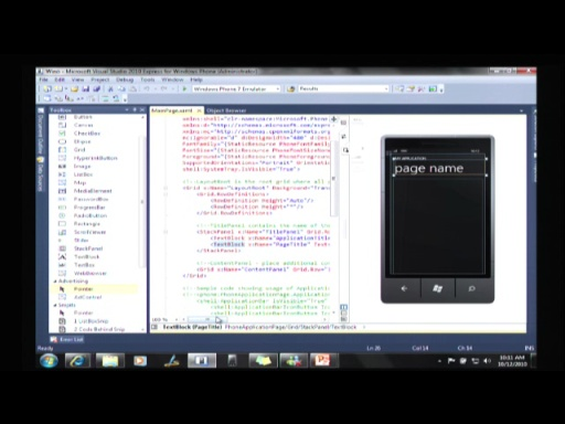 Windows Phone 7 Developer Launch (Part 2 of 6): Monetizing Your Apps with Marketplace
