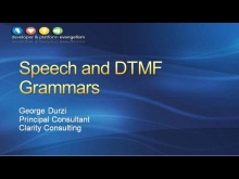 Session 7 - Part 3 - UCMA 3.0 Workflow SDK Speech and DTMF Grammars