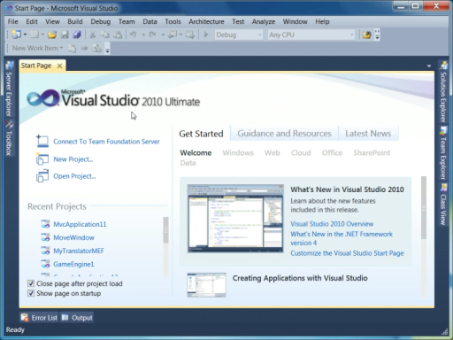 MSDN TV - Publicera ASP.NET MVC 2 med Visual Studio 2010