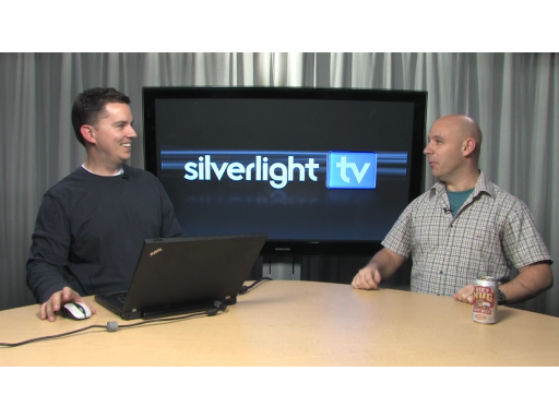 Silverlight TV 22: Tim Heuer on Extending the Silverlight Media Framework
