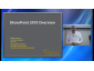 SharePoint 2010 Overview and What's new for End Users