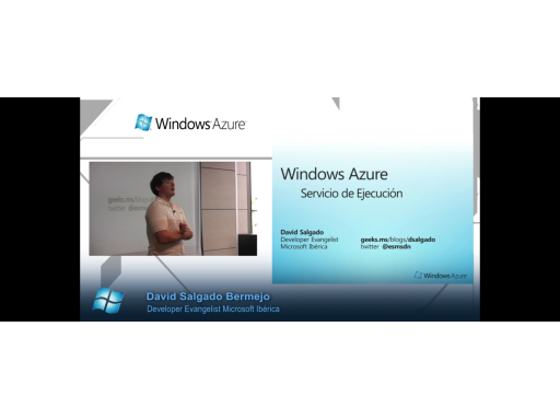 Servicio de ejecución de Windows Azure
