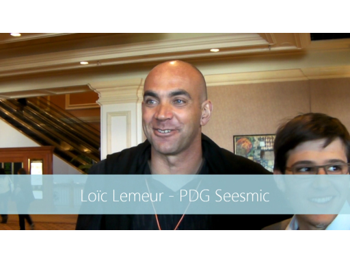 Seesmic sur Windows Phone 7 par Loic Lemeur