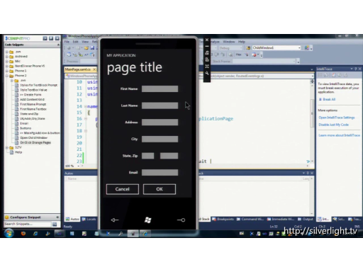 Silverlight TV 40: You Are Already a Windows Phone Developer