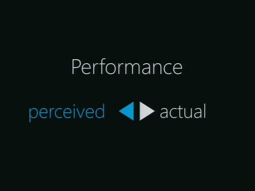 Windows Phone Design Days - Perceived Performance